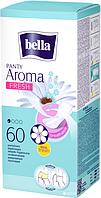 Ежедневные гигиенические прокладки Bella Panty Aroma Fresh 50+10 шт