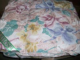 Одеяло ЭКОПУХ 100%пух, 155x215 полуторного размера