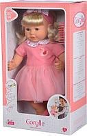 Кукла для девочки Адель с ароматом ванили со щеткой для волос 36 см Corolle 9000130210, фото 1
