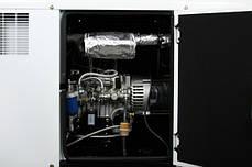 Генератор дизельный Hyundai DHY 12000SE-3, фото 2