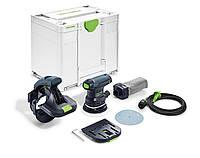 Шлифовальная машинка для обработки кромок ES-ETS 125 REQ-Plus Festool 576678, фото 1