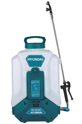 Аккумуляторный опрыскиватель Hyundai GS 1612Li, фото 2