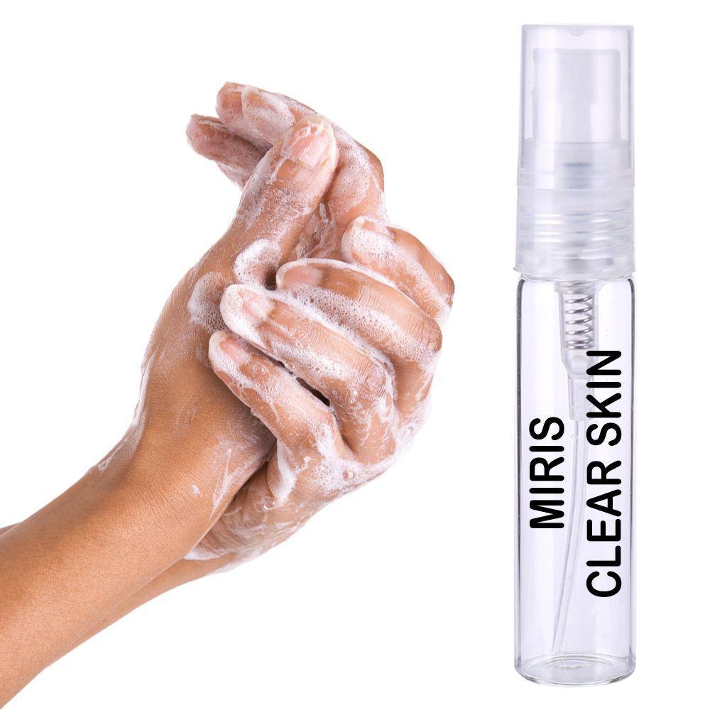 Пробник Духов MIRIS Clear Skin (Аромат Чистой Кожи) Унисекс 3 ml