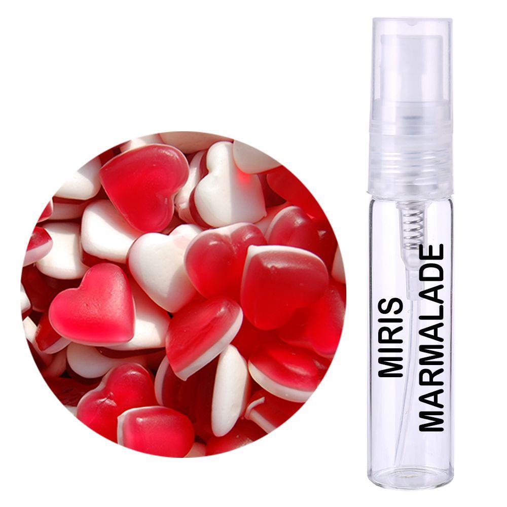 Пробник Духов MIRIS Marmalade (Аромат Мармелада) Унисекс 3 ml