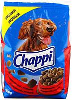 Корм для собак Chappi (Чаппи) говядина с птицей и овощами, 13,5 кг Акция
