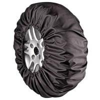 Чехол для запасного колеса, чехол для хранения шины колеса, чехол на запаску Ч 1317У универсальный. 1шт.