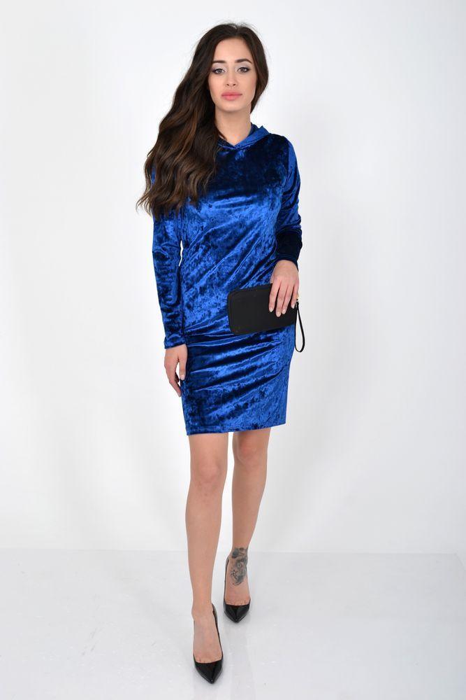 Платье 103R022 цвет Электрик