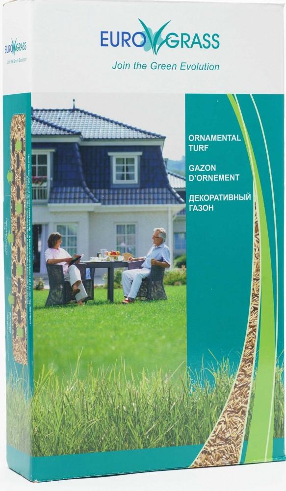 Газонная трава Декоративная, Euro Grass 1 кг