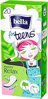 Ежедневные гигиенические прокладки Bella for Teens: Ultra Relax 20 шт