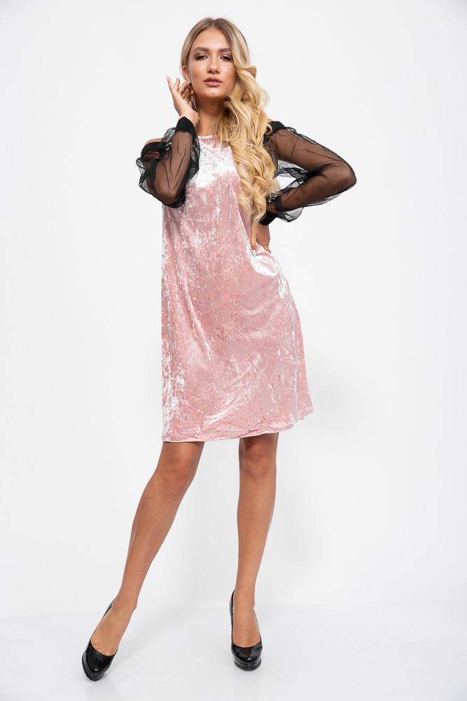 Платье женское 115R905F цвет Розовый