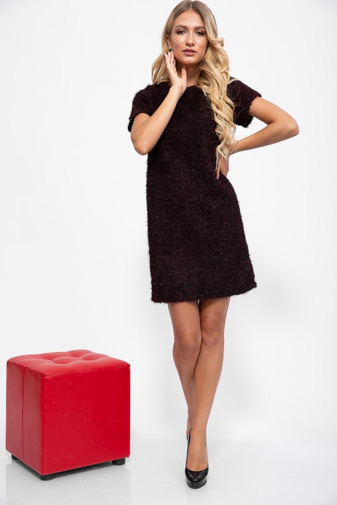 Платье женское 115R157 цвет Бордовый