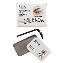 Bless Beauty Brow Soap. Мило-фіксатор для укладання брів, 20 мл