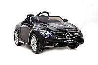 Детские электромобили Mercedes-Benz S 63 Ч