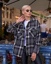 Женская рубашка с длинными рукавами LL-058, фото 3