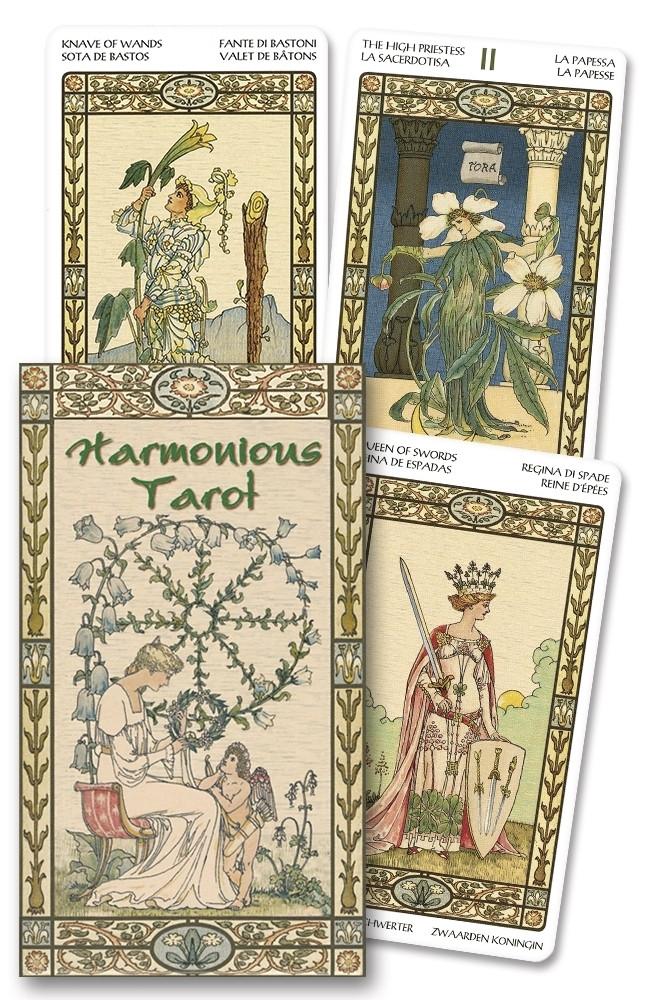 Harmonious Tarot/ Таро Гармония