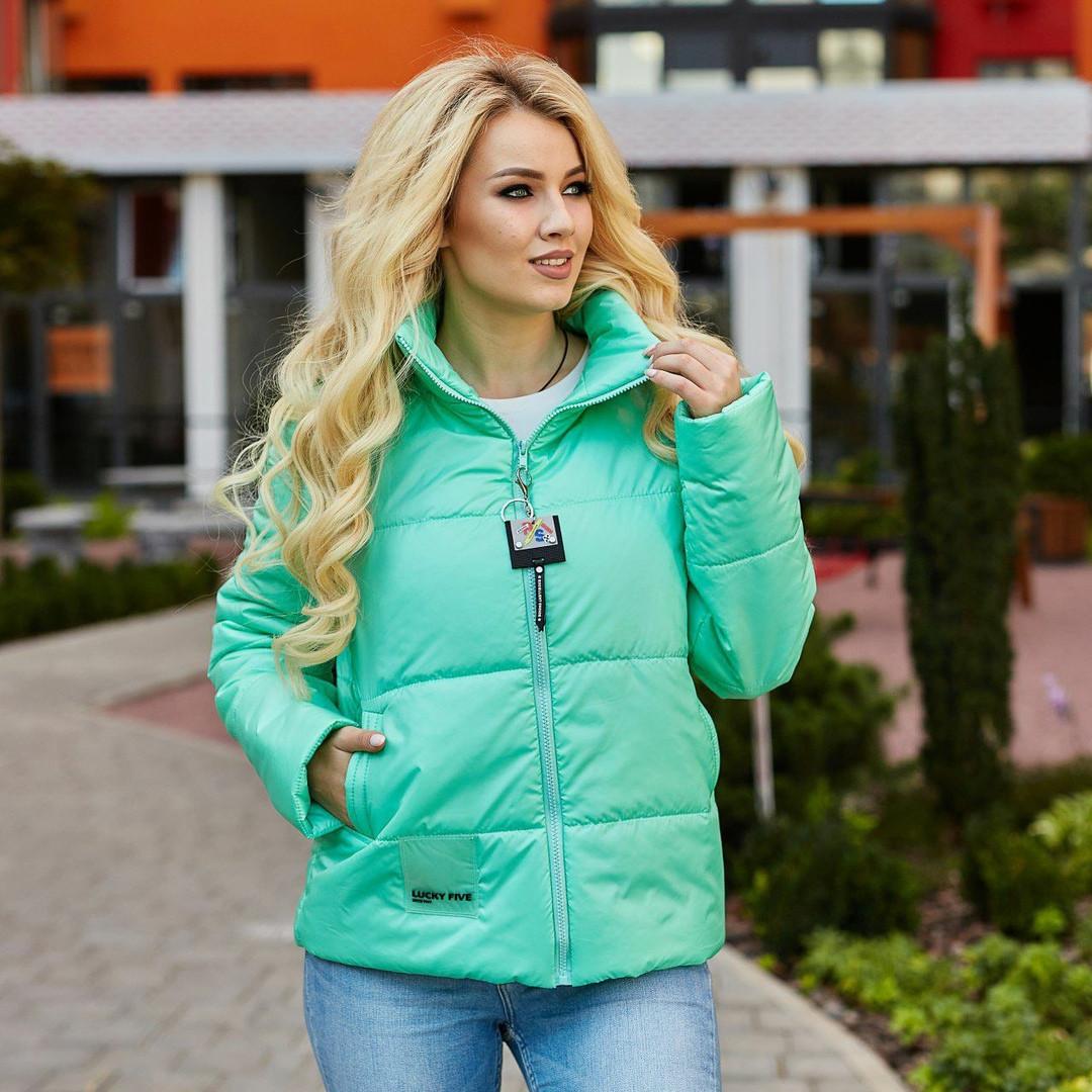 Молодіжна коротка курточка на синтепоні 150