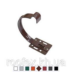 Держатель желоба металл малый Rainway 130