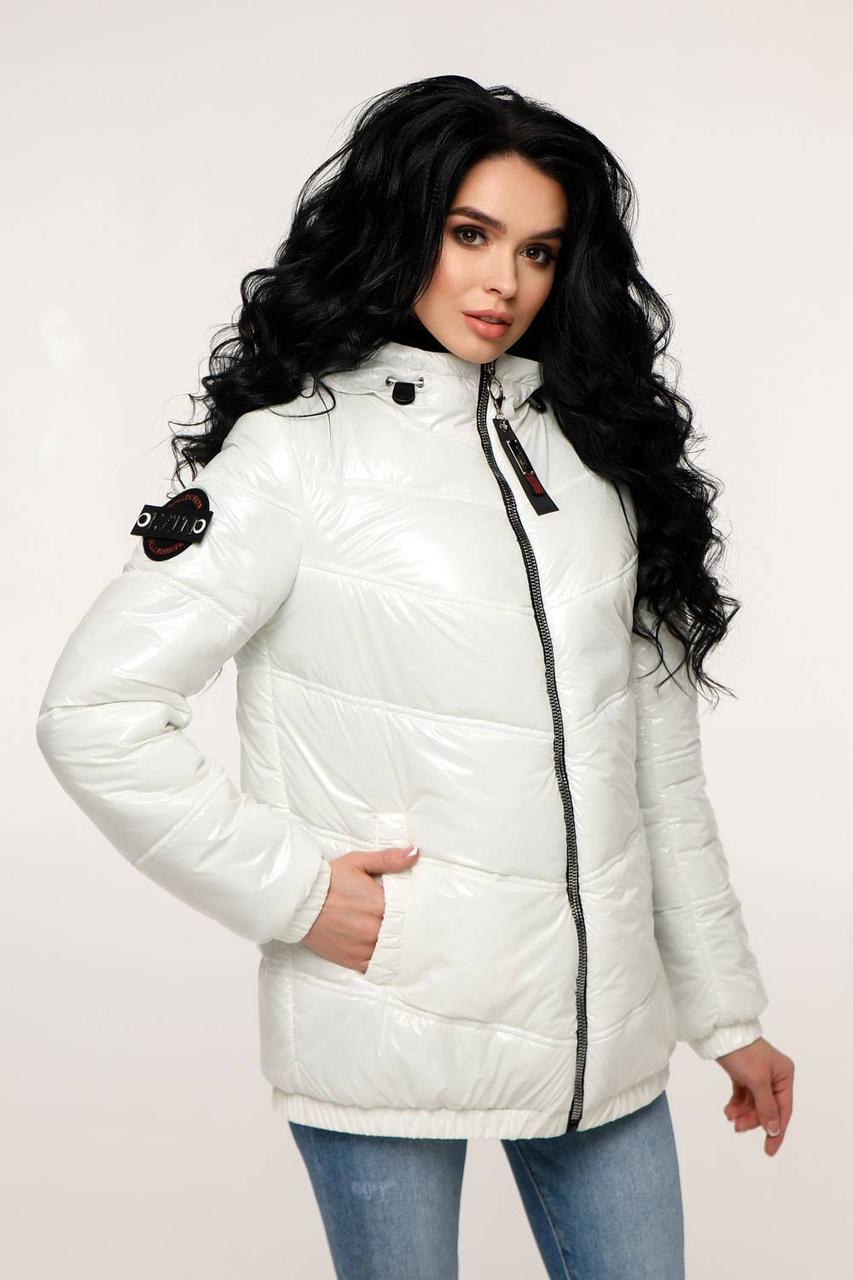 Куртка В-1237 Favoritti 44 Белый дымчатый (30803-198577)