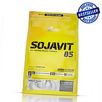 Растительный (соевый) протеин OLIMP Sojavit 85 700 г без добавок, без вкуса, natural