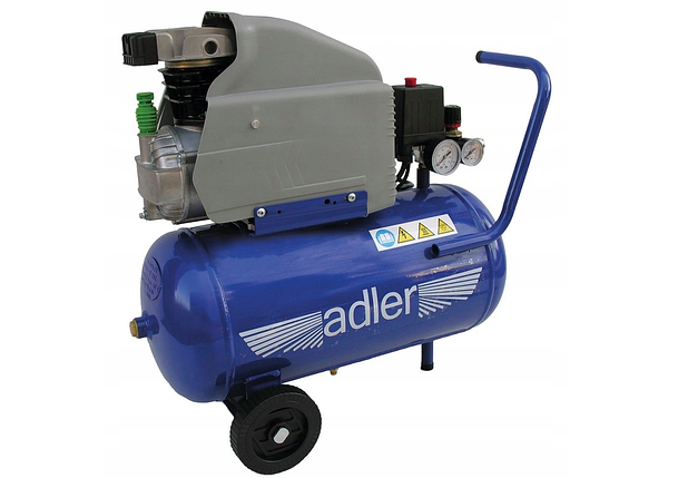 Масляний компресор Adler AD 255-25-2, фото 2