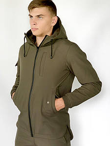"Куртка Softshell ""Intruder"" L Хаки (1590399965/2)"