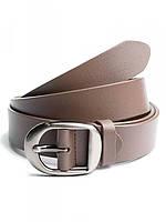Женский кожаный ремень 9328 Khaki Купить женский кожаный ремень