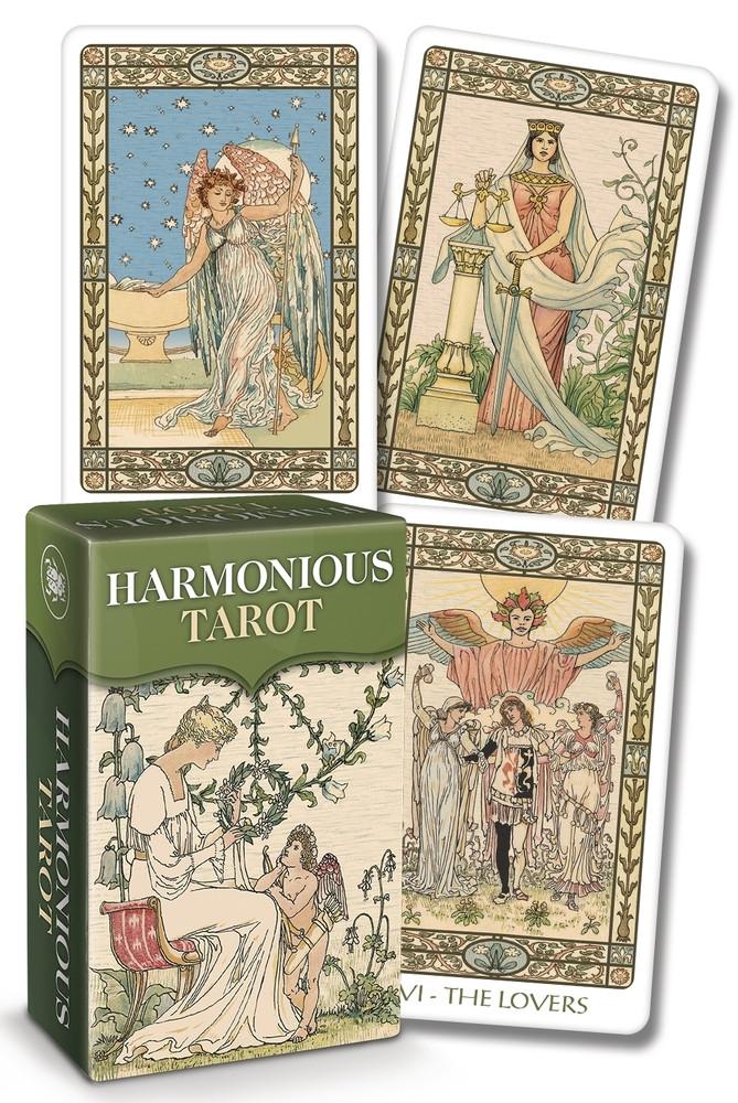 Harmonious Tarot mini/ Таро Гармония мини
