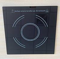Стекло 28х28 см для индукционной плиты