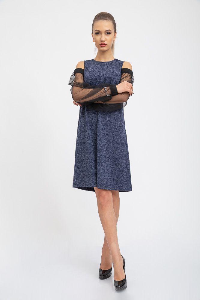 Платье женское 115R2681 цвет Синий