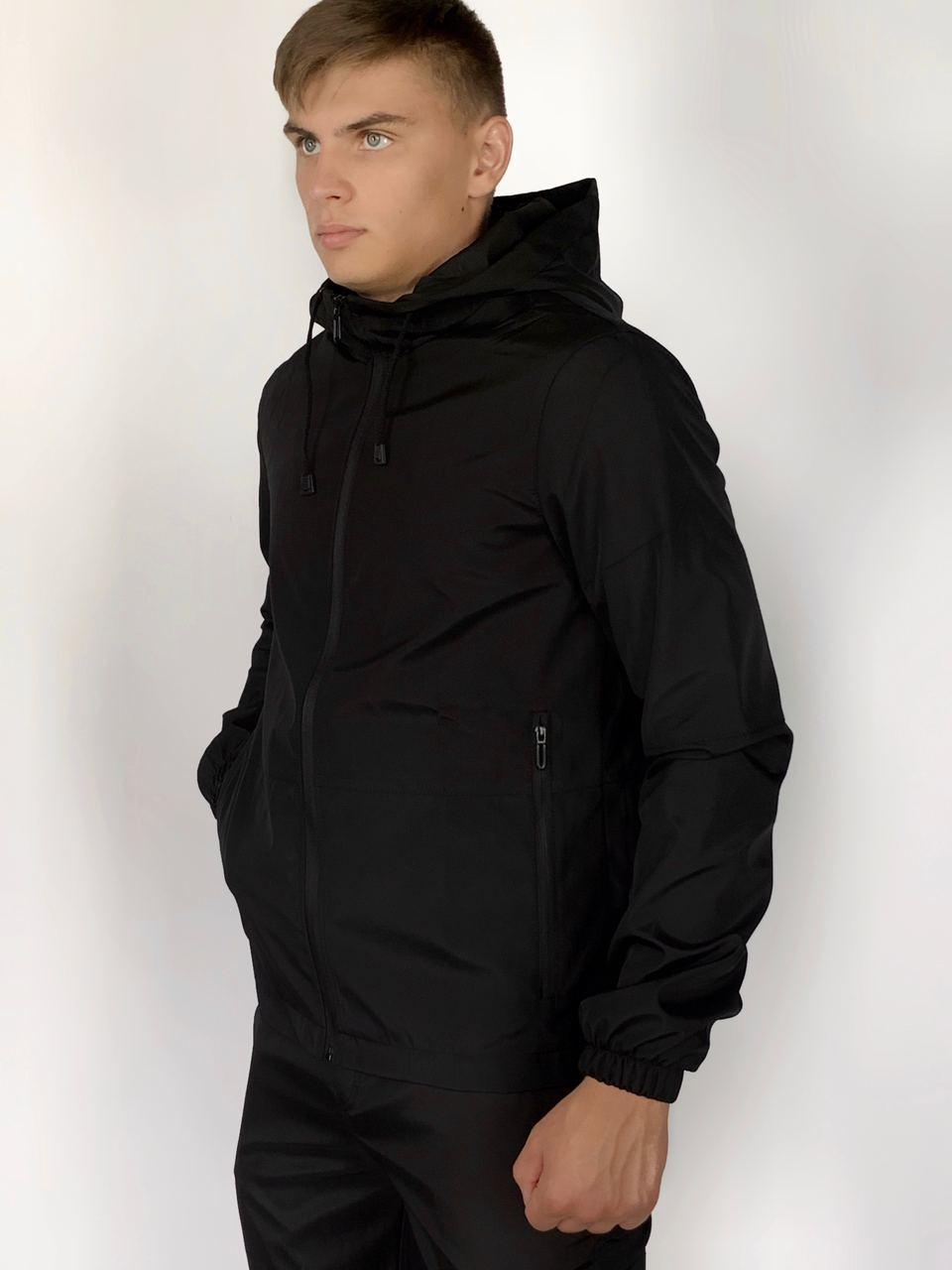 Куртка Softshell light Intruder М Черная (1589539088/1)