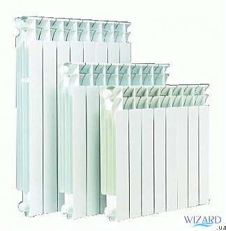 Радиаторы алюм.Titano 500/10