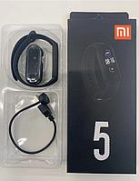 Фитнес трекер Xiaomi Mi band 5 (РЕПЛИКА) часы для фитнеса, smart watch, смарт годинник, M5