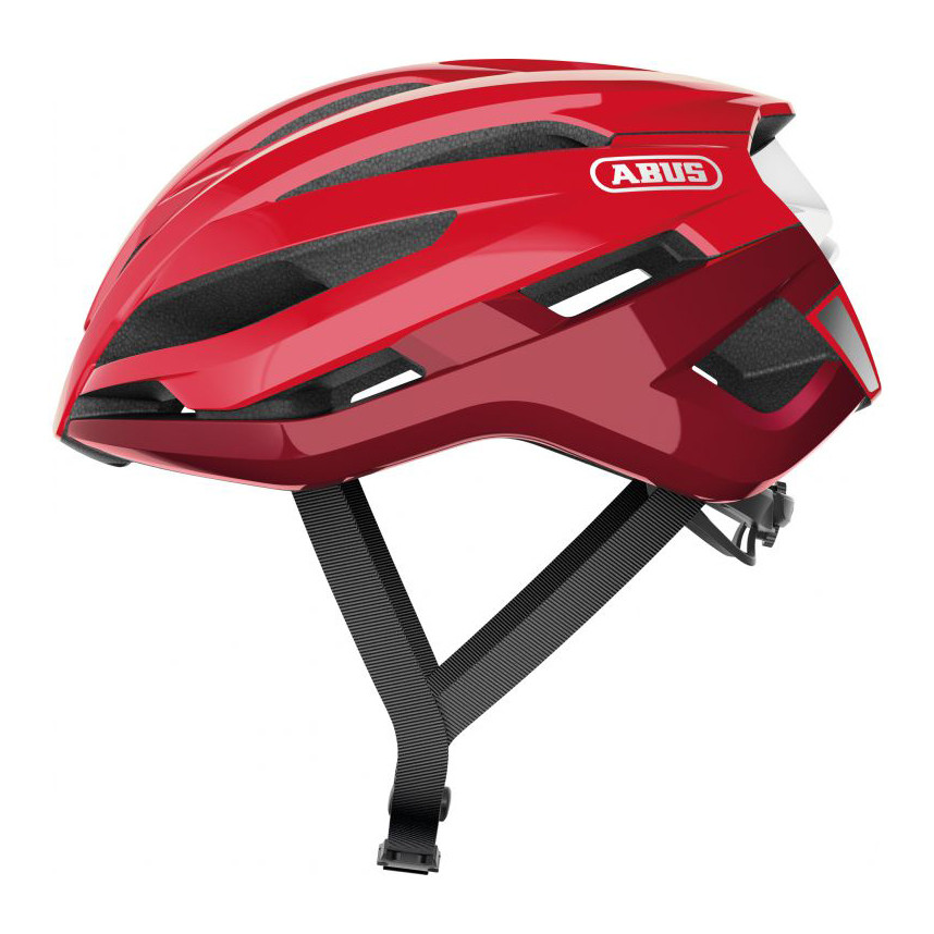 Шолом велосипедний ABUS StormChaser L 59-61 Blaze Red