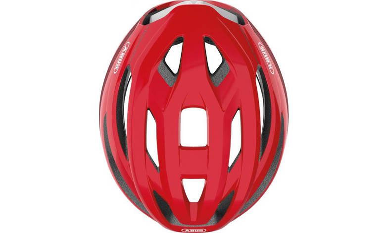 Шолом велосипедний ABUS StormChaser L 59-61 Blaze Red, фото 2