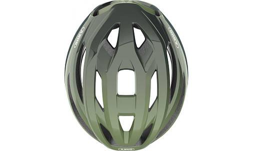 Шолом велосипедний ABUS StormChaser M 52-58 Opal Green, фото 2