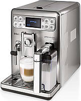 Кофемашина с молочником Saeco exprelia evo hd 8855 б/у с гарантиєй