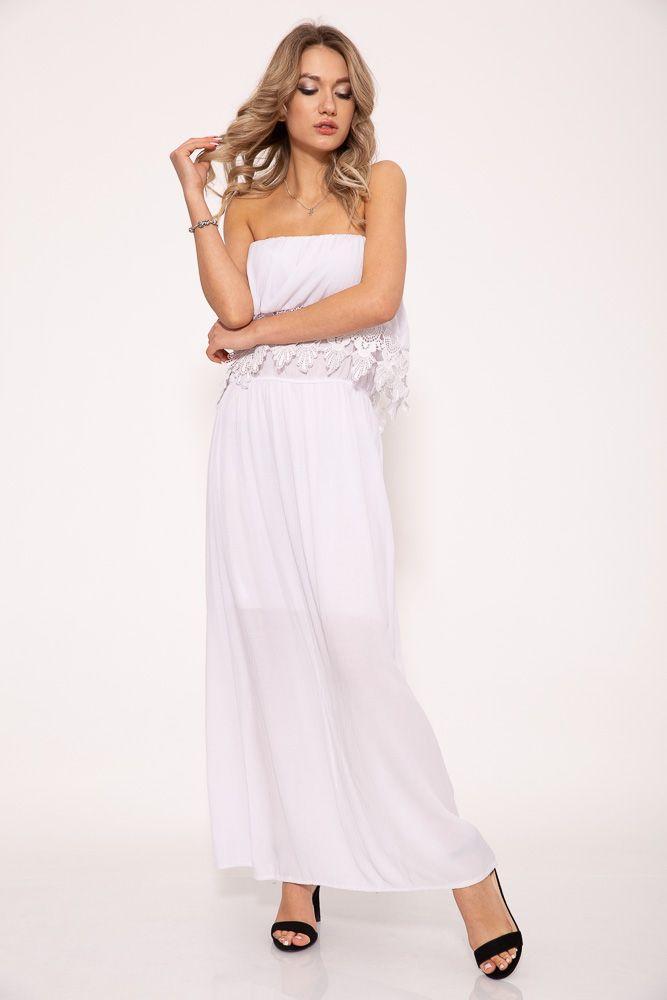 Сарафан 103R078 цвет Белый