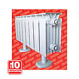 Tenrad AL/BM 150 (10 секций)- Комбинированный радиатор (алюминий - биметалл), фото 2