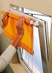 Догляд за рулонними шторами