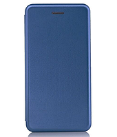 Чехол-книжка Level для iPhone XS Max Blue