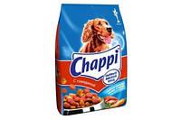 Chappi Чаппи Сухой корм для взрослых собак говядина 13 кг