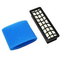 Комплект фильтров для пылесоса Zelmer 794784, 797694 (919.0088, ZVCA752S, ZVCA752X)