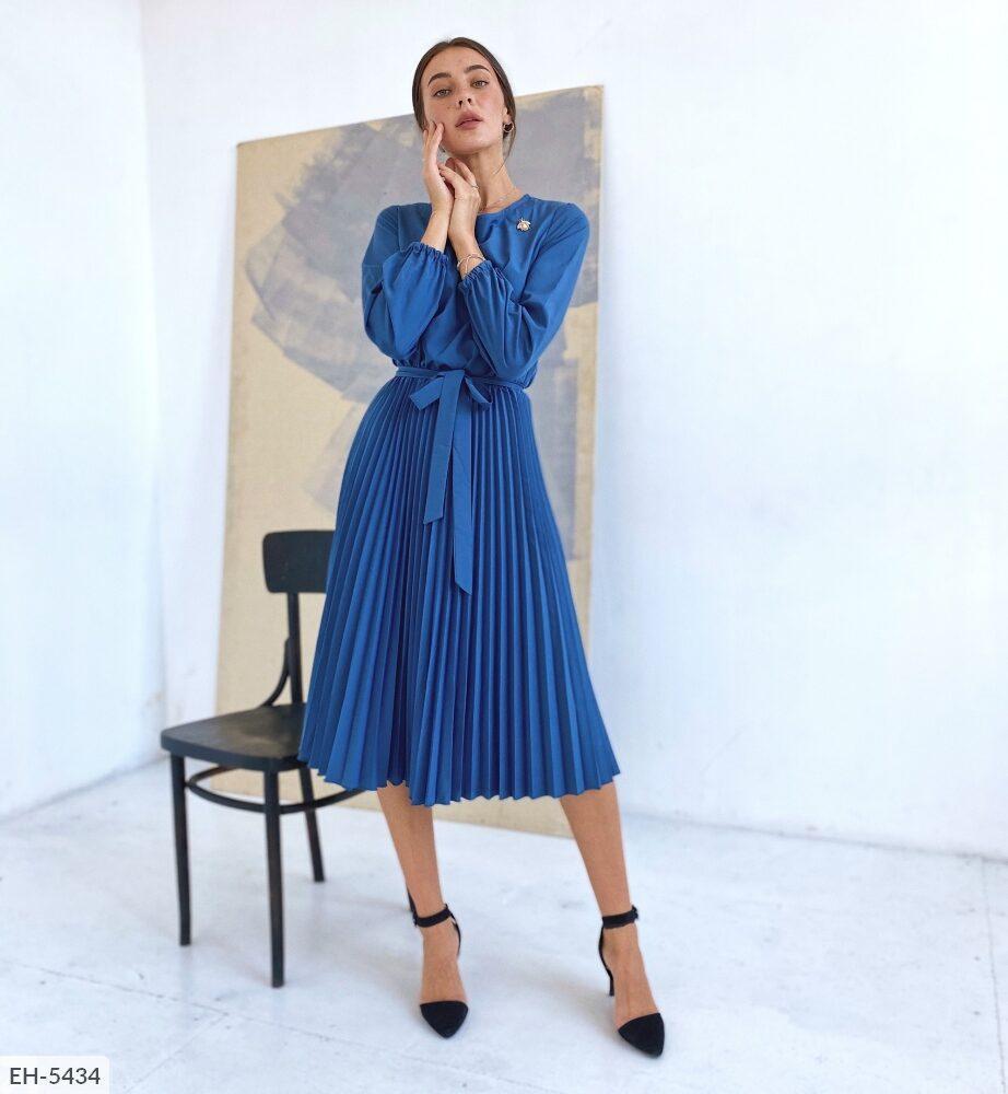 Стильное платье    (размеры 48-52) 0256-01