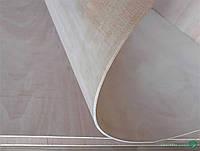 Фанера Сейба гибкая 3 мм - 2,44 х1,22 м (Продольная / Long)