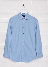 Рубашка HM 45224442 M Голубой 2000000874678, КОД: 1582413