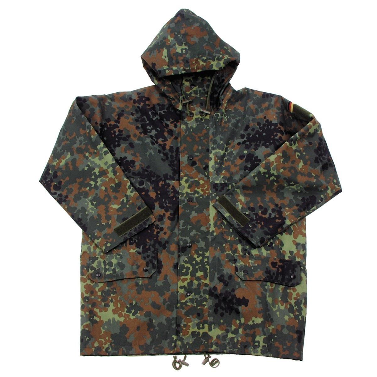 Куртка  с капюшоном  Goretex BW (флектарн). Германия 1  сорт