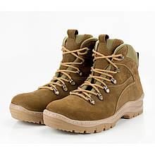 Тактичні черевики ПАТРІОТ КОЙОТ зима Тинсулей
