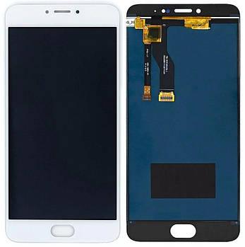 LCD Meizu M3 Note (M681H) + touchscreen White original