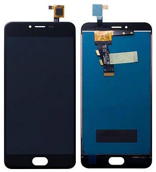 LCD Meizu M3/M3 mini (M688H) + touchscreen Black copy AAA