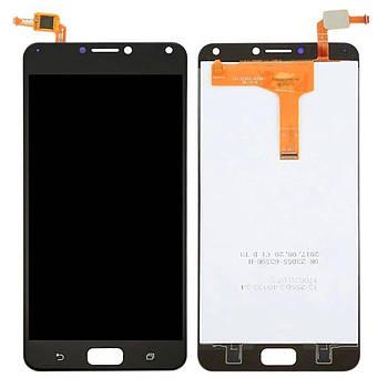 LCD Asus ZenFone 4 Max ZC 554KL + touchscreen Black original
